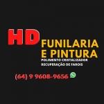 HD FUNILARIA E PINTURA