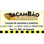 DISK ENTULHO CAÇAMBÃO