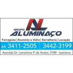 ALUMINAÇO FERRAGISTA E SERRALHERIA
