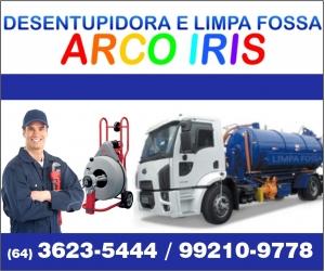 ARCO IRIS DESENTUPIDORA E LIMPA FOSSA