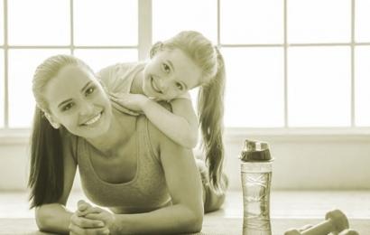 Sem tempo para academia? Aprenda 4 Exercícios para praticar em casa