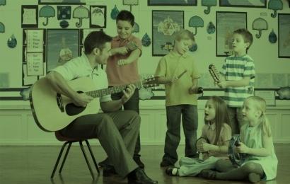 Você precisa de uma escola de música!