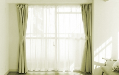 Persiana ou cortina?