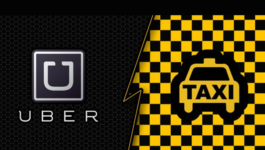 Conheça as Diferenças entre Taxi e Uber